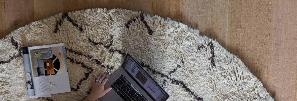 Dywany okrągłe