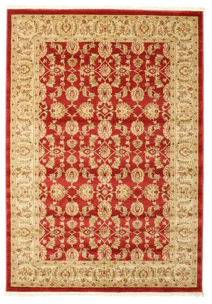 Ziegler Kaspin - Czerwony Dywan 160X230 Orientalny Ciemnobeżowy/Beżowy ( Turcja)