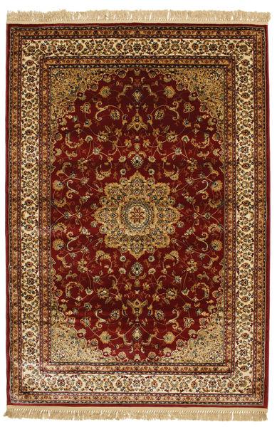 Nahal - Rdzawy Dywan 160X230 Nowoczesny Ciemnobrązowy/Brązowy/Jasnobrązowy ( Turcja)