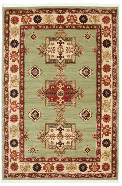 Marivan Kazak Dywan 160X230 Nowoczesny Ciemnoczerwony/Jasnozielony ( Turcja)