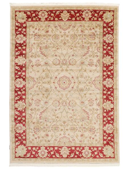 Farahan Ziegler - Beżowy/Czerwony Dywan 200X300 Orientalny Beżowy/Czerwony ( Turcja)
