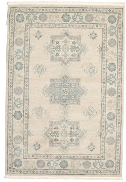 Kazak Lafayette - Cream Dywan 160X230 Orientalny Jasnoszary/Beżowy ( Turcja)