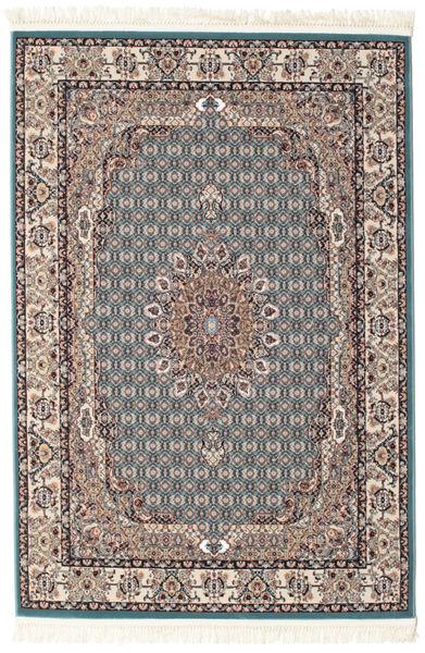 Aranja - Niebieski Dywan 140X200 Orientalny Jasnoszary/Ciemnoszary ( Turcja)