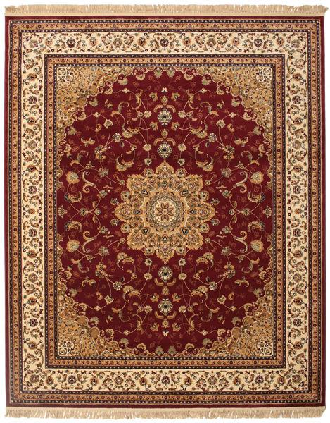 Nahal - Rdzawy Dywan 250X300 Nowoczesny Ciemnoczerwony/Brązowy Duży ( Turcja)