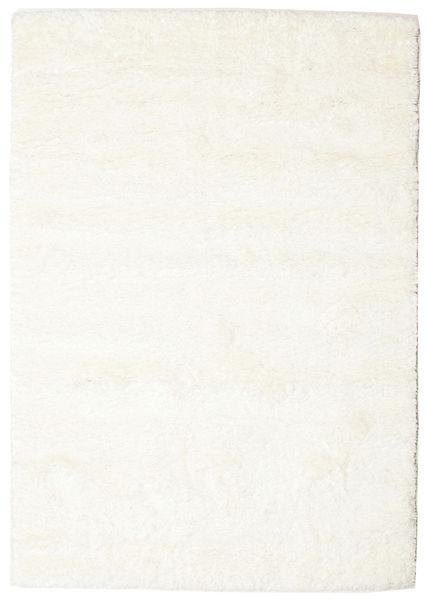 Shaggy Sadeh - White Dywan 140X200 Nowoczesny Beżowy/Biały/Creme ( Turcja)