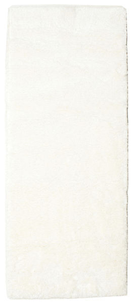 Shaggy Sadeh - White Dywan 80X200 Nowoczesny Chodnik Beżowy/Biały/Creme ( Turcja)