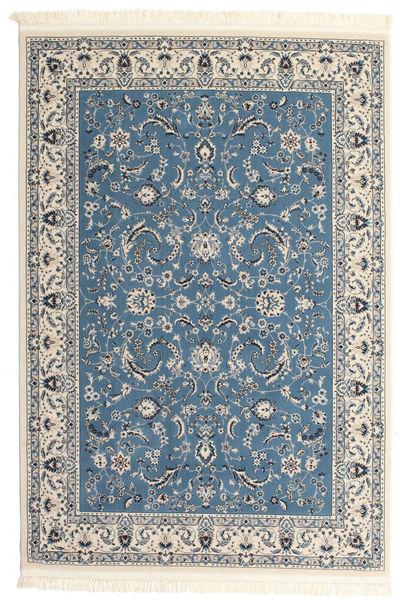 Nain Florentine - Jasnoniebieski Dywan 160X230 Orientalny Jasnoszary/Beżowy/Ciemnoniebieski ( Turcja)