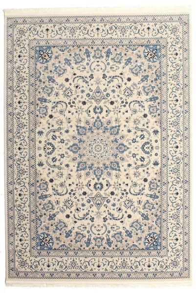 Nain Emilia - Cream/Jasny Niebieski Dywan 250X350 Orientalny Jasnoszary/Beżowy Duży ( Turcja)