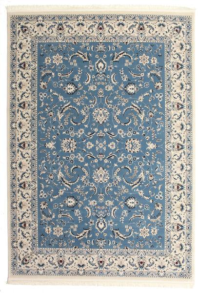 Nain Florentine - Jasnoniebieski Dywan 250X350 Orientalny Jasnoszary/Niebieski Duży ( Turcja)