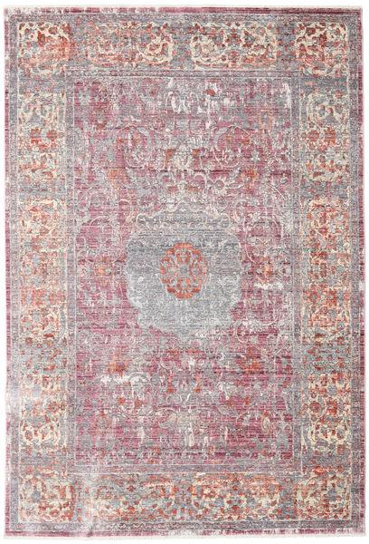 Mira - Różowy Dywan 200X300 Nowoczesny Jasnofioletowy/Jasnoszary ( Turcja)