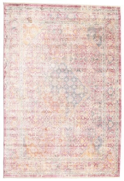 Melora - Różowy Dywan 200X300 Nowoczesny Jasnoróżowy/Biały/Creme ( Turcja)
