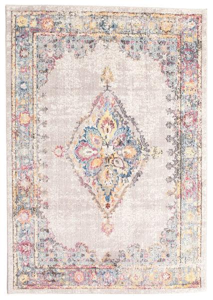 Cornelia - Jasny Dywan 160X230 Nowoczesny Beżowy/Jasnoszary/Jasnoróżowy ( Turcja)
