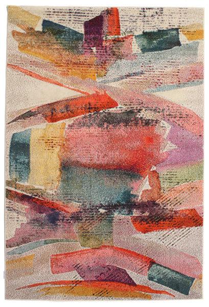 Pablo Dywan 160X230 Nowoczesny Rdzawy/Czerwony/Beżowy ( Turcja)