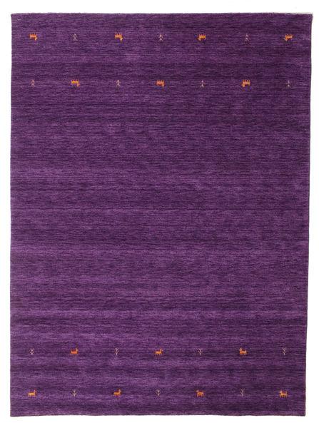 Gabbeh Loom Two Lines - Fioletowy Dywan 240X340 Nowoczesny Ciemnofioletowy/Fioletowy (Wełna, Indie)