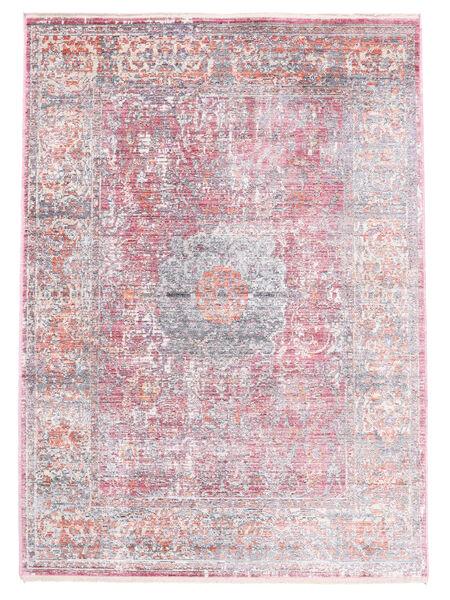 Mira - Różowy Dywan 170X240 Nowoczesny Jasnoróżowy/Beżowy ( Turcja)