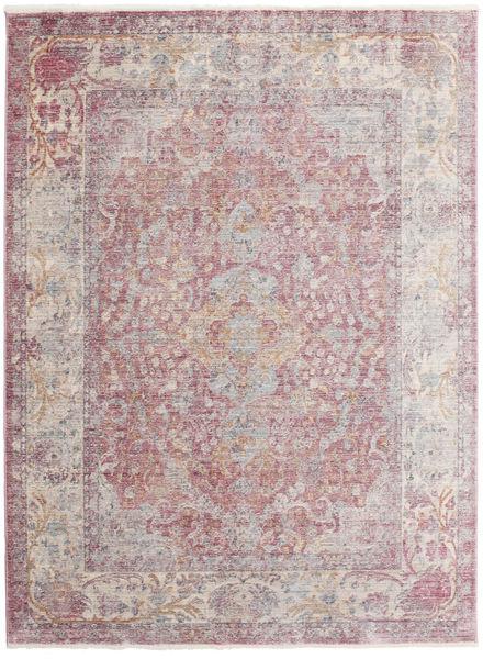 Cassia Dywan 170X240 Nowoczesny Jasnofioletowy/Jasnoszary ( Turcja)