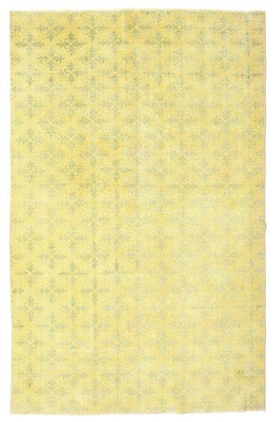Colored Vintage Dywan 172X271 Nowoczesny Tkany Ręcznie Żółty (Wełna, Turcja)