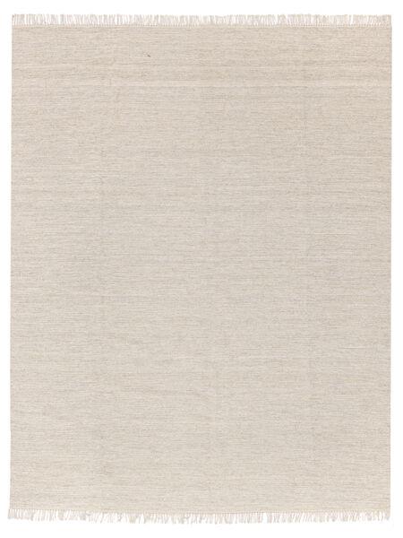 Melange - Piasek Dywan 250X300 Nowoczesny Tkany Ręcznie Beżowy/Jasnoszary Duży (Wełna, Indie)