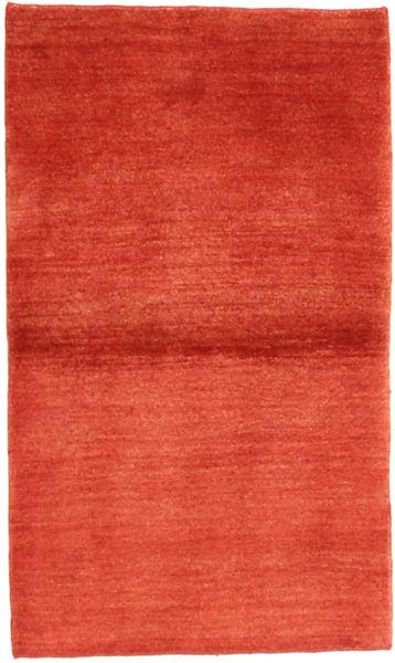 Gabbeh (Persja) Dywan 83X149 Nowoczesny Tkany Ręcznie Czerwony/Rdzawy/Czerwony (Wełna, Persja/Iran)