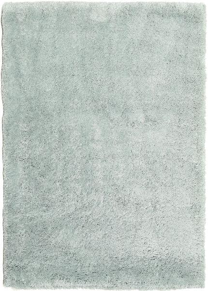 Shaggy Sadeh - Mint Dywan 160X230 Nowoczesny Jasnoszary/Turkusowy Niebieski ( Turcja)