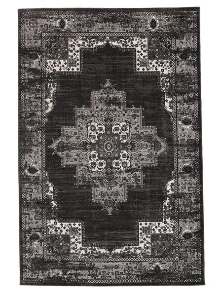 Vintage Vega - Anthracite/Szary Dywan 160X230 Nowoczesny Ciemnoszary/Czarny ( Turcja)