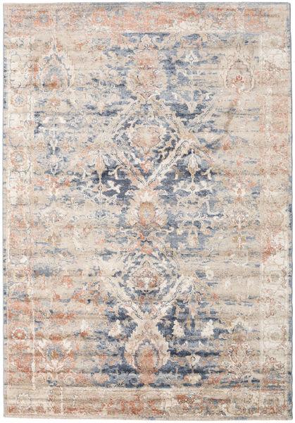 Talitha - Dusty Niebieski Dywan 200X290 Nowoczesny Jasnoszary/Biały/Creme ( Turcja)