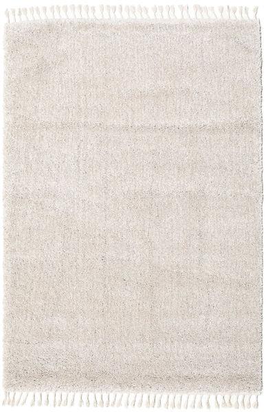 Boho - Natural Dywan 160X230 Nowoczesny Jasnoszary/Biały/Creme ( Turcja)