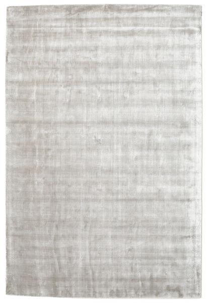 Broadway - Srebrny White Dywan 200X300 Nowoczesny Jasnoszary/Biały/Creme ( Indie)