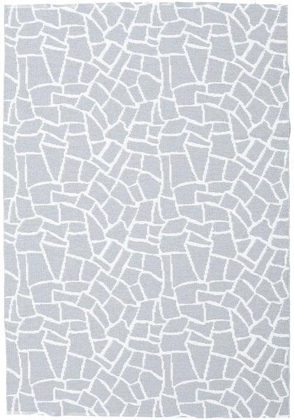 Dywan Zewnętrzny Terrazzo - Szary/White Dywan 200X280 Nowoczesny Jasnoniebieski/Beżowy ( Szwecja)