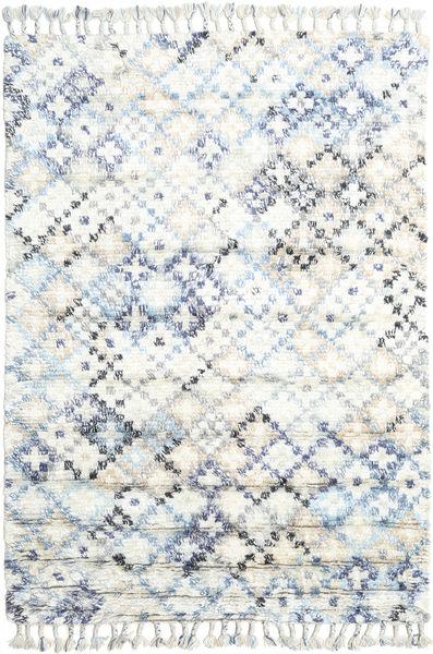 Greta Dywan 160X230 Nowoczesny Tkany Ręcznie Biały/Creme/Beżowy (Wełna, Indie)