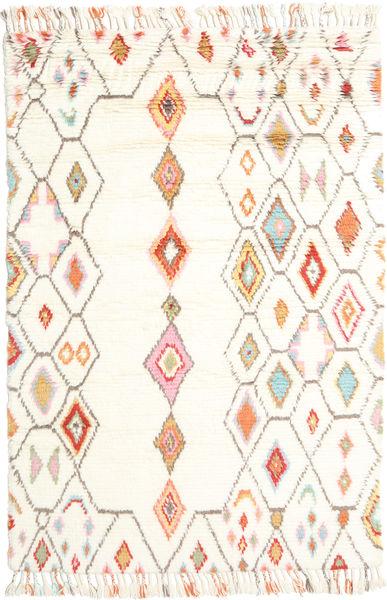 Hulda Dywan 160X230 Nowoczesny Tkany Ręcznie Beżowy (Wełna, Indie)
