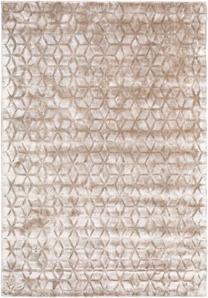 Diamond - Soft_Beige Dywan 160X230 Nowoczesny Jasnoszary/Biały/Creme ( Indie)