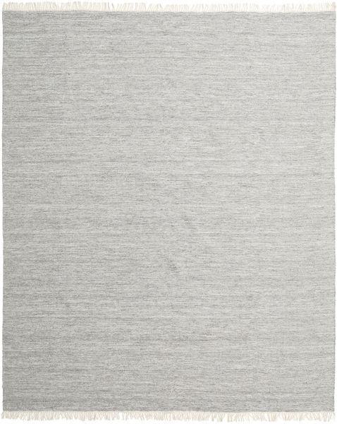 Melange - Szary Dywan 250X300 Nowoczesny Tkany Ręcznie Jasnoszary Duży (Wełna, Indie)