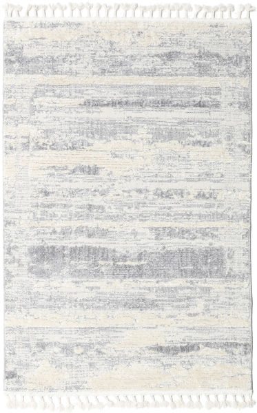 Grand Dywan 160X230 Nowoczesny Jasnoszary/Biały/Creme ( Turcja)