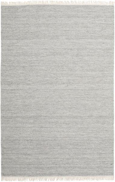 Melange - Szary Dywan 250X350 Nowoczesny Tkany Ręcznie Jasnoszary Duży (Wełna, Indie)