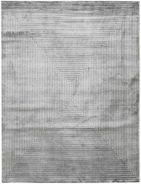 Illusion - Szary Dywan 200X250 Nowoczesny Jasnoszary/Ciemnoszary ( Turcja)