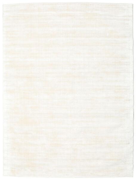 Tribeca - Biały Perłowy Dywan 240X300 Nowoczesny Beżowy ( Indie)