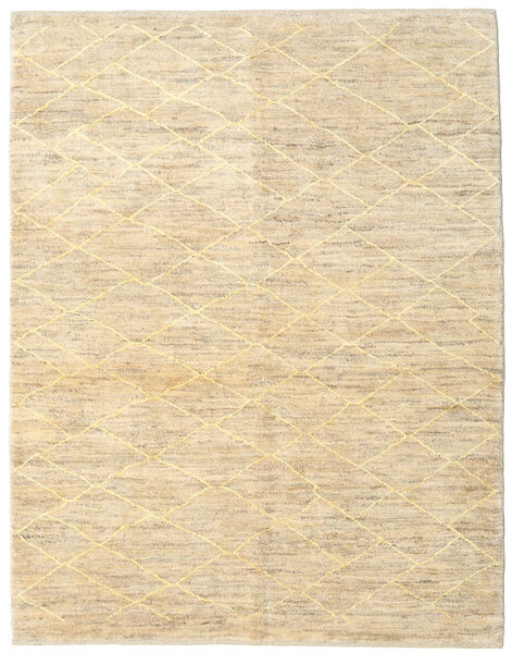Loribaft (Persja) Dywan 153X197 Nowoczesny Tkany Ręcznie Beżowy/Ciemnobeżowy (Wełna, Persja/Iran)