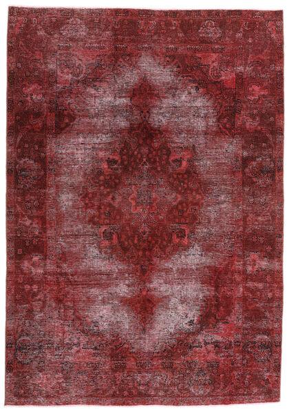 Vintage Heritage Dywan 198X284 Nowoczesny Tkany Ręcznie Ciemnoczerwony/Fioletowy (Wełna, Persja/Iran)