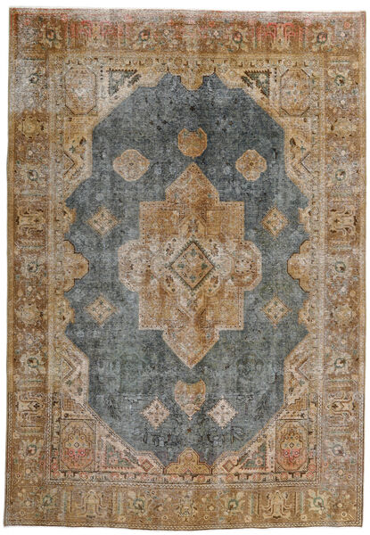 Vintage Heritage Dywan 228X329 Nowoczesny Tkany Ręcznie Jasnoszary/Jasnobrązowy (Wełna, Persja/Iran)