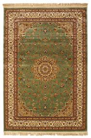 Nahal - Zielony Dywan 160X230 Nowoczesny Brązowy/Ciemnobeżowy ( Turcja)