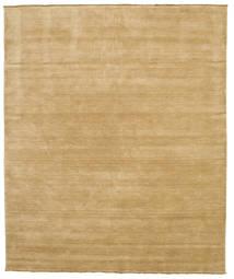 Handloom Fringes - Beżowy Dywan 250X300 Nowoczesny Ciemnobeżowy/Jasnobrązowy Duży (Wełna, Indie)