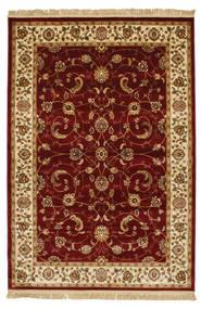 Sarina - Rdzawy Dywan 160X230 Nowoczesny Czerwony/Brązowy ( Turcja)