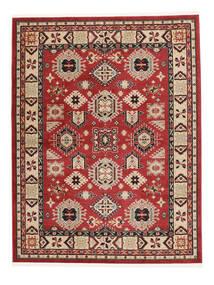 Szyrwan Kazak Dywan 200X250 Nowoczesny Ciemnoczerwony/Beżowy ( Turcja)