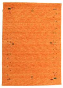 Gabbeh Loom Frame - Pomarańczowy Dywan 140X200 Nowoczesny Pomarańczowy (Wełna, Indie)