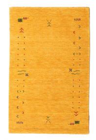 Gabbeh Loom Frame - Żółty Dywan 100X160 Nowoczesny Żółty/Pomarańczowy (Wełna, Indie)
