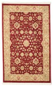 Farahan Ziegler - Czerwony Dywan 100X160 Orientalny Ciemnoczerwony/Ciemnobeżowy ( Turcja)