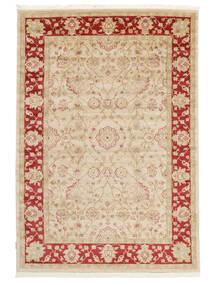 Farahan Ziegler - Beżowy/Czerwony Dywan 160X230 Orientalny Beżowy/Ciemnobeżowy ( Turcja)