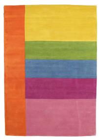 Colors By Meja Handtufted Dywan 160X230 Nowoczesny Pomarańczowy/Jasnoróżowy (Wełna, Indie)