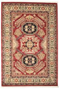 Kazak Mirvan Dywan 160X230 Orientalny Ciemnoczerwony/Rdzawy/Czerwony ( Turcja)